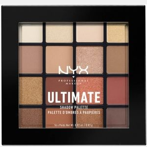 NYX ULTIMATE Shadow Palette- Warm Neutrals
